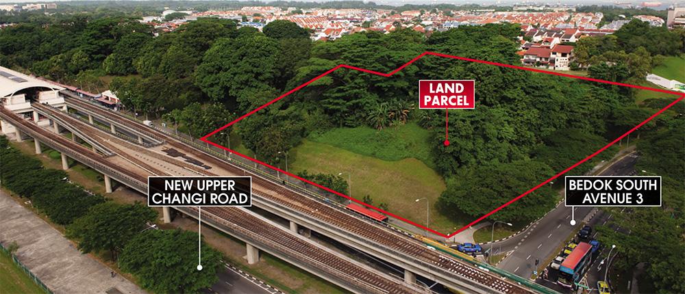 Grandeur Park Residences Price . Site @ Tanah Merah MRT Station