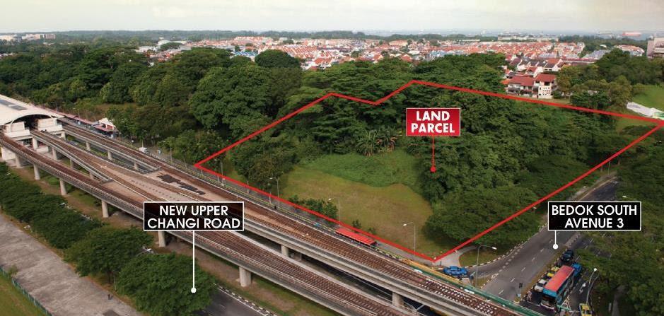 Grandeur Park Residences @ Tanah Merah MRT Station | Singapore